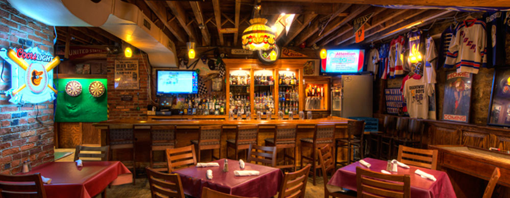 Baltimore Inner Harbor Sports Bar, Supano's Prime Steakhouse Restaurant, Steak, Seafood and Italian Pasta