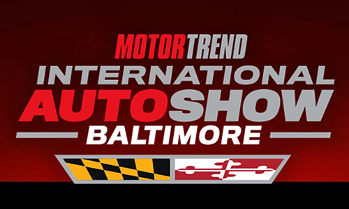 Motor Trend International Auto Show Baltimore 2018 | CONFERENCE CONVENTION RESTAURANT DINING