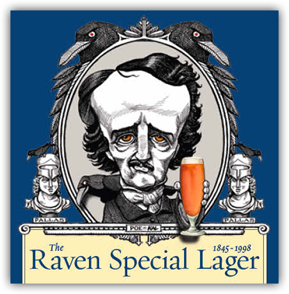 The Raven Special Lager