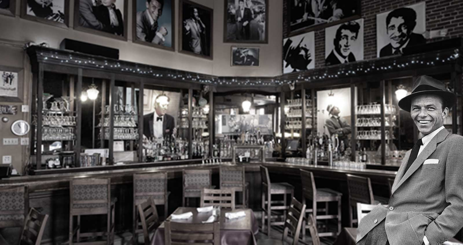 Supano's Steakhouse, Seafood & Italian pasta is a Frank Sinatra themed Baltimore Steakhouse featuring a jumbo screen and live music. We are located near the Baltimore Inner Harbor.