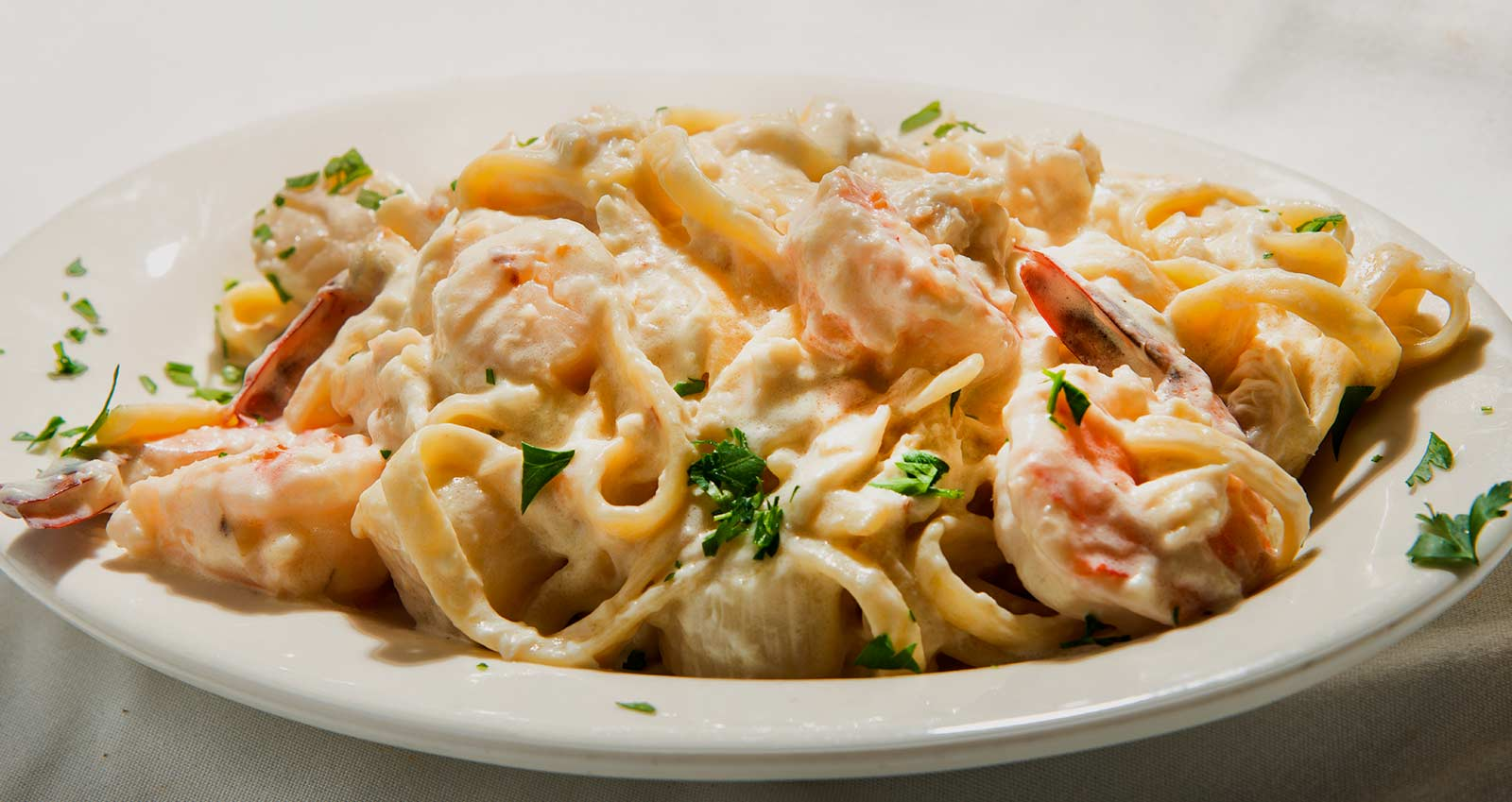 "Find great Italian food at Supanos' Baltimore Restaurant. Enjoy Baked Ziti, Chicken Fettuccine Alfredo, Lasagna ""Baltimore's Best"", Organic Whole Wheat Pasta or Gluten Free."